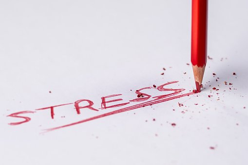 Nervosität senken - Stress